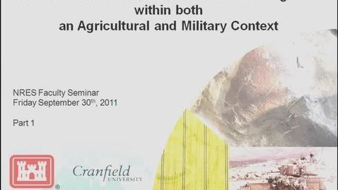 Thumbnail for entry NRES 2011 Fall Seminar Series - Anne Dain-Owens