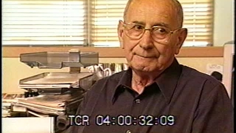 Thumbnail for entry Yitzchak Moore Interview (Part II)