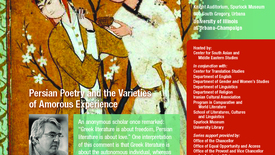 Thumbnail for entry Dick Davis, Persian Poetry, MillerComm2016