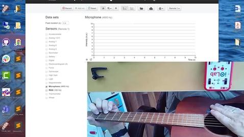 Thumbnail for entry Guitar D String