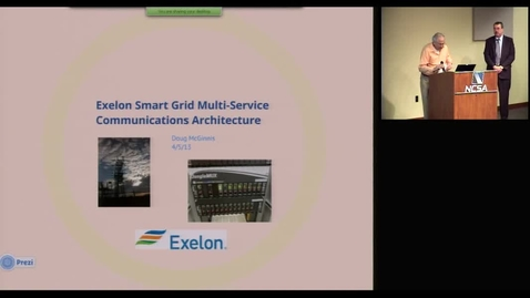 Thumbnail for entry Exelon Smart Grid Multi-Service Communications Architecture