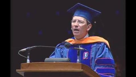 Thumbnail for entry 2006 - Thomas M Siebel, Commencement Address