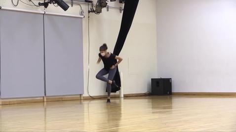 Thumbnail for entry Endalyn Taylor, rehearsal, September 2020