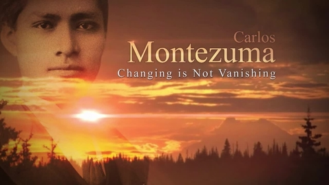 Thumbnail for entry Carlos Montezuma: Changing is Not Vanishing