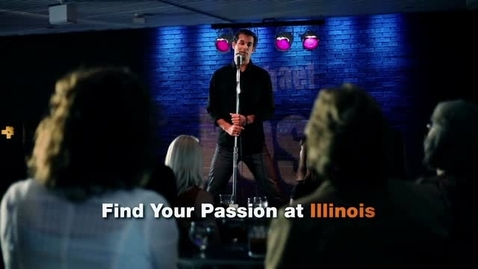 Thumbnail for entry Find Your Passion at Illinois Version 1