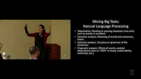 Harnessing Technology for Social Good Lecture Series- Talk #2