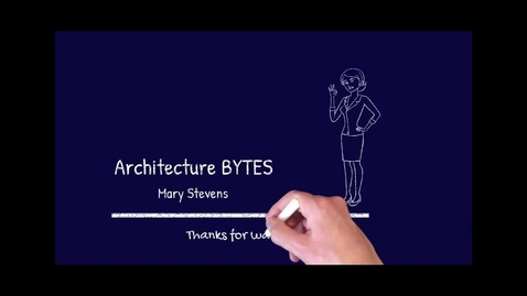 Thumbnail for entry Architecture Bytes with Mary Stevens - Episode1: Digital Experience
