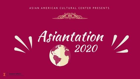 Thumbnail for entry Asiantation 2020