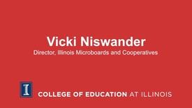 Thumbnail for entry Vicki Niswanders