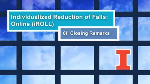 Thumbnail for entry iRoll Mod 6 - Vid 6f - v1