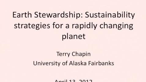 Thumbnail for entry NRES 2012 Spring Seminar Series - Terri Chapin