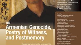 Thumbnail for entry Peter Balakian, Armenian Genocide, MillerComm2016