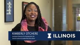 Thumbnail for entry The Illinois Professional: Kimberly Otchere