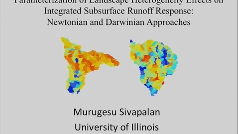 Thumbnail for entry NRES 2013 Spring Seminar Series - Murugesu Sivapalan