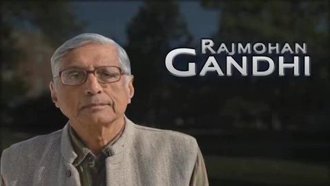 Thumbnail for entry Illinois Innovators: Rajmohan Gandhi
