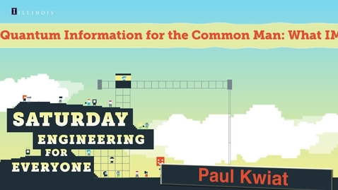 Thumbnail for entry Saturday Engineering for Everyone, February 28, 2015