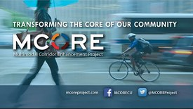 Thumbnail for entry Multimodal Corridor Enhancement (MCORE) Project