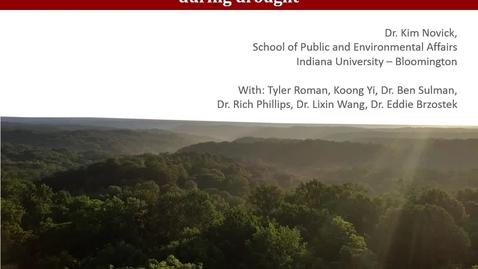 Thumbnail for entry NRES 2015 Spring Seminar Series - Dr. Kim Novik.mp4