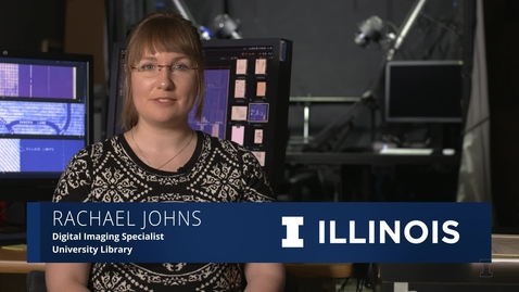 Thumbnail for entry The Illinois Professional: Rachael Johns