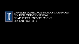 Thumbnail for entry College of Engineering Convocation