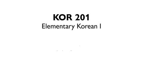 Thumbnail for entry KOR201 L2_L1