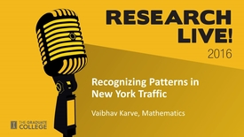 Thumbnail for entry Research Live 2016 - Vaibhav Karve