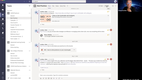 Thumbnail for entry Microsoft Teams for Education