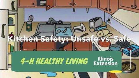 Thumbnail for entry Kitchen Hazards