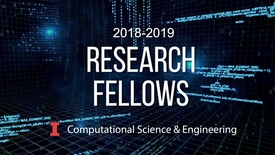 Thumbnail for entry 2018 - 2019 CSE Fellow:  Zhixia Li