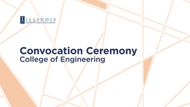 Thumbnail for entry Engineering 2017 Winter Convocation