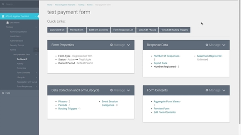 Thumbnail for entry ATLAS FormBuilder - How to enable payments