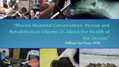 Thumbnail for entry NRES 2015 Spring Seminar Series - William Van Bonn