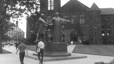 Thumbnail for entry Campus Events and Buildings, 1965 - University Motion Picture Audiovisuals (Digital Surrogates), Series 39/1/811