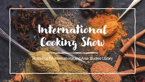 Thumbnail for entry International Cooking Show- Kısır