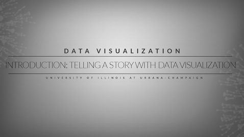 Thumbnail for entry 7-1-1 Intro to Narrative Visualization
