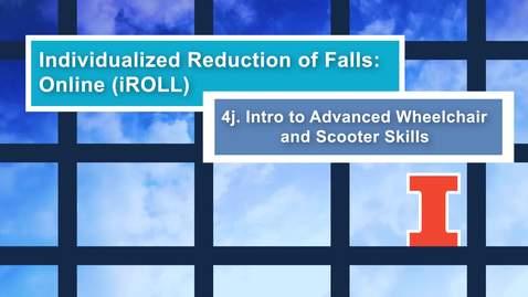 Thumbnail for entry iRoll Mod 4 - Vid 4j - v2