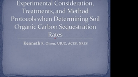 Thumbnail for entry NRES 2014 Fall Seminar Series 141205 - Kenneth R. Olson.mp4