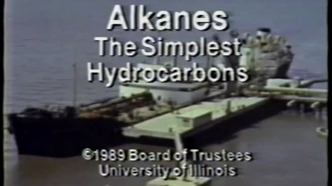 Thumbnail for entry Alkanes, The Simplest Hydrocarbons