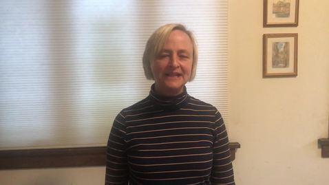 Thumbnail for entry Advertising Professor Michelle Nelson