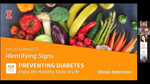 Thumbnail for entry Identifying Signs of Prediabetes