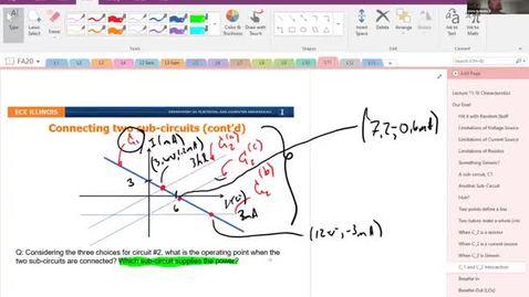 Thumbnail for entry Lecture 12 Thevenin - Schmitz