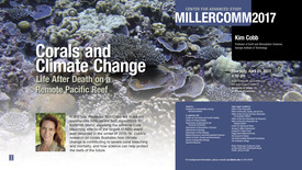 Thumbnail for entry Kim Cobb, Corals and Climate Change, MillerComm2017