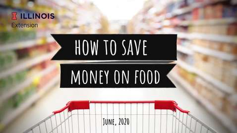 Thumbnail for entry How to Save Money on Food