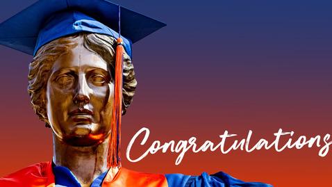 Thumbnail for entry Congratulations 2020 December Graduates