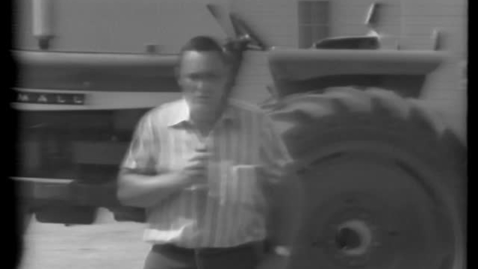 Thumbnail for entry Agronomy Day, 1971 - Part 1 - Digital Surrogates from the Agriculture, Consumer, and Environmental Sciences Videotape File, Series 8/1/59