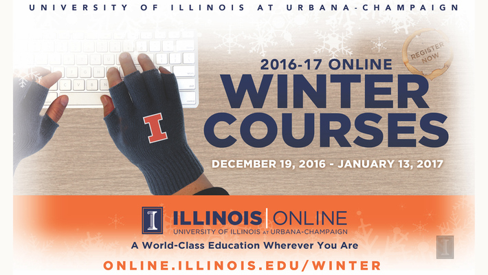 Illinois Online Winter Session 2016 Promotional Video