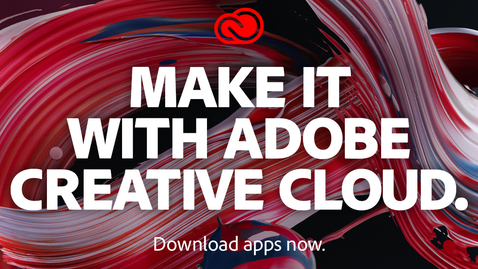 Thumbnail for entry New Adobe CC Login Process