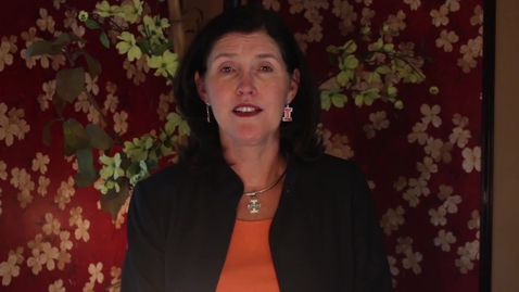 Thumbnail for entry Psychology Alumni Address by Rebecca Darr