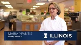 Thumbnail for entry The Illinois Professional: Maria Yfantis