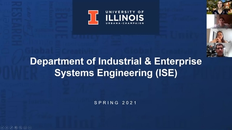 Thumbnail for entry ISE Information Day: Mechatronics